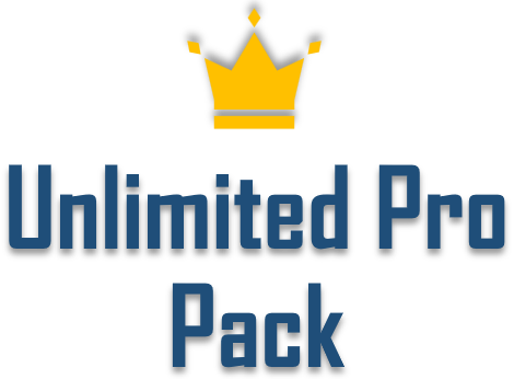 Unlimited Pro Pack
